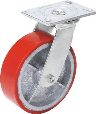 OH スーパーストロングキャスター 250mm【H14FU250】 販売単位:1個(入り数:-)JAN[4963360530265](OH 重荷重用キャスター) オーエッチ工業(株)【05P03Dec16】
