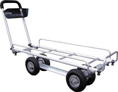 アルミス アルミハウスカーA3G【A3G】 販売単位:1台(入り数:-)JAN[4535601000969](アルミス アルミ製運搬車) (株)アルミス【05P03Dec16】