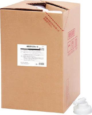 SYK 中性サビカット18KG【S9816】 販売単位:1缶(入り数:-)JAN[4989933904325](SYK 洗剤・クリーナー) 鈴木油脂工業(株)【05P03Dec16】
