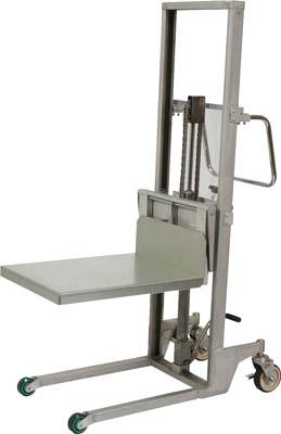 TRUSCO SUSコゾウリフター 200kg テーブル式 H85-1203【BENH20012SUST】 販売単位:1台(入り数:-)JAN[4989999015430](TRUSCO ステンレス製リフター) トラスコ中山(株)【05P03Dec16】