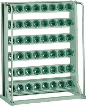 TRUSCO ツーリングラック BT・NT50兼用 48個収納 ロック付【VTL68】 販売単位:1台(入り数:-)JAN[4989999627978](TRUSCO ツーリングラック) トラスコ中山(株)【05P03Dec16】