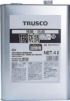 TRUSCO TFP防錆剤 有色 4L【ECOTFPUC4】 販売単位:1缶(入り数:-)JAN[4989999440584](TRUSCO 防錆剤) トラスコ中山(株)【05P03Dec16】
