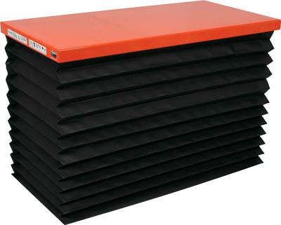 TRUSCO スーパーFAリフター300kg 電動式 1050X520 蛇腹付【HFA300510J20】 販売単位:1台(入り数:-)JAN[4989999677782](TRUSCO テーブルリフト) トラスコ中山(株)【05P03Dec16】