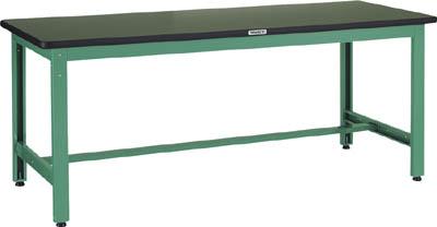 TRUSCO GWR型作業台 1800X750XH740【GWR1875】 販売単位:1台(入り数:-)JAN[4989999582376](TRUSCO 中量作業台) トラスコ中山(株)【05P03Dec16】