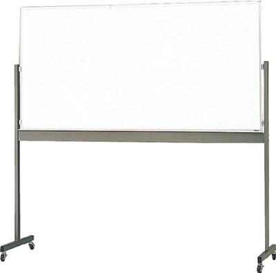 TRUSCO 片面移動ボード スチール製ホワイトボード 白 900X1200【MG412】 販売単位:1台(入り数:-)JAN[4989999002010](TRUSCO オフィスボード) トラスコ中山(株)【05P03Dec16】