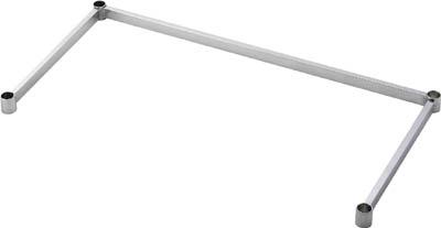TRUSCO ステンレス製メッシュラック用三方フックバー 1824X457【SFB64S】 販売単位:1本(入り数:-)JAN[4989999744774](TRUSCO ステンレス棚) トラスコ中山(株)【05P03Dec16】