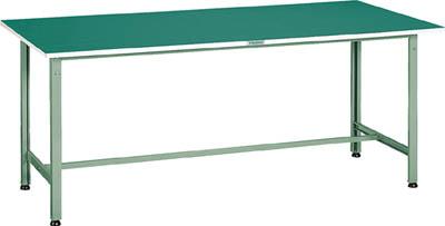 TRUSCO ビニールマット張りAE型作業台 1800X750【AE1800E2】 販売単位:1台(入り数:-)JAN[4989999632781](TRUSCO マット張作業台) トラスコ中山(株)【05P03Dec16】