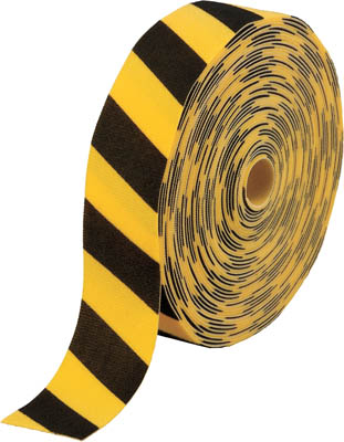 TRUSCO マジックバンド結束テープ 両面 幅50mmX長さ15m トラ柄【MKT50150TR】 販売単位:1巻(入り数:-)JAN[4989999098433](TRUSCO 結束バンド) トラスコ中山(株)【05P03Dec16】