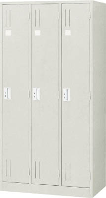 TRUSCO シンプルロッカー 3人用 900X515XH1790【TSNL3】 販売単位:1台(入り数:-)JAN[-](TRUSCO ロッカー) トラスコ中山(株)【05P03Dec16】