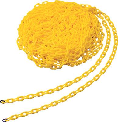 TRUSCO普拉链子6MMX30M黄色销售学分:1卷(进入数量:-)JAN[4989999033915](TRUSCO链子台灯)TRUSCO中山株式会社