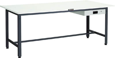 TRUSCO LEWR型作業台 1800X900XH740 薄型1段引出付【LEWR1809UDK1】 販売単位:1台(入り数:-)JAN[-](TRUSCO 軽量作業台) トラスコ中山(株)【05P03Dec16】