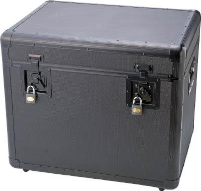 TRUSCO 万能アルミ保管箱 黒 610X457X508【TAC610BK】 販売単位:1個(入り数:-)JAN[4989999211245](TRUSCO アルミケース・トランク) トラスコ中山(株)【05P03Dec16】