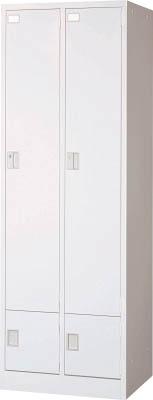 TRUSCO セパレートロッカー 2人用 2段【JL22】 販売単位:1台(入り数:-)JAN[-](TRUSCO ロッカー) トラスコ中山(株)【05P03Dec16】