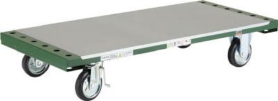 TRUSCO 長尺用運搬車 平台車型 1300X602【TDPT250】 販売単位:1台(入り数:-)JAN[4989999014242](TRUSCO プレス製運搬車) トラスコ中山(株)【05P03Dec16】