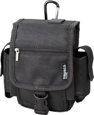 Trusco Compact Tool Case Two Side Pocket Black Unit One Enter A Number Jan 4989999111613 Holder Bag Nakayama
