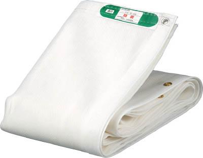 TRUSCO ストロングメッシュシート 3.6m×5.4m ホワイト【GM3654W】 販売単位:1枚(入り数:-)JAN[4989999243444](TRUSCO 防炎シート) トラスコ中山(株)【05P03Dec16】