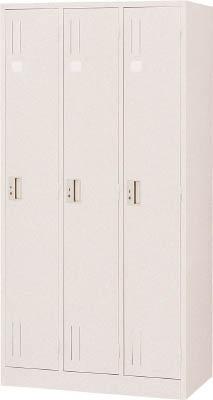 TRUSCO TZ型防錆強化3人用ロッカー【TZL3】 販売単位:1台(入り数:-)JAN[-](TRUSCO ロッカー) トラスコ中山(株)【05P03Dec16】