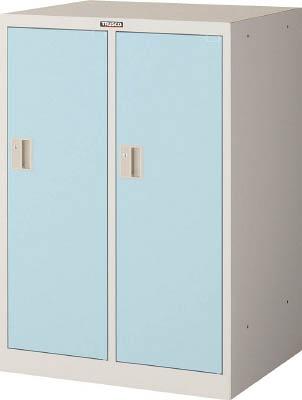 TRUSCO ミニロッカー ブルー【MLKB】 販売単位:1台(入り数:-)JAN[-](TRUSCO ロッカー) トラスコ中山(株)【05P03Dec16】