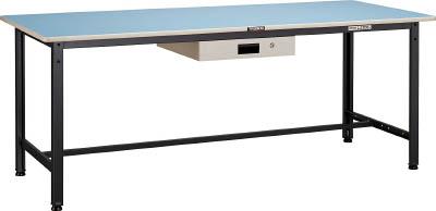 TRUSCO BE型軽量作業台 900X600 薄型1段引出付【BE0960UDK1】 販売単位:1台(入り数:-)JAN[-](TRUSCO 軽量作業台) トラスコ中山(株)【05P03Dec16】
