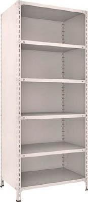 TRUSCO 軽量棚背板・側板付 W875XD600XH2100 6段【73W26NG】 販売単位:1台(入り数:-)JAN[4989999724288](TRUSCO 軽量棚) トラスコ中山(株)【05P03Dec16】
