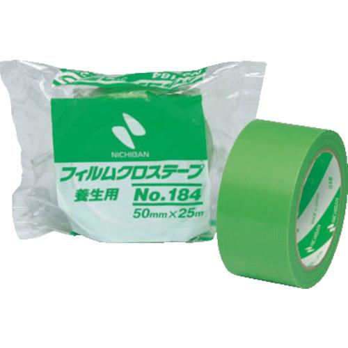 ニチバン フィルムクロステープ184-50×30P【18450X30P】 販売単位:1箱(入り数:30巻)JAN[4987167066949](ニチバン 梱包用テープ) ニチバン(株)【05P03Dec16】