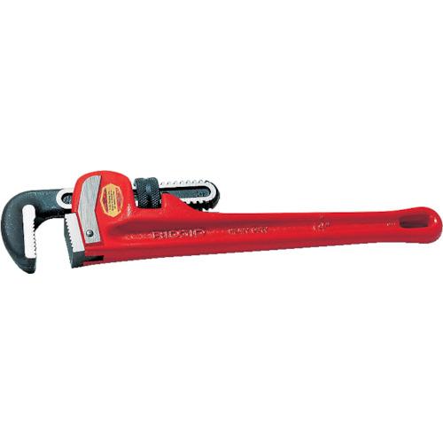 リジッド 強力型ストレートパイプレンチ 1200mm【48HD】 販売単位:1丁(入り数:-)JAN[95691310408](リジッド パイプレンチ) Ridge Tool Compan【05P03Dec16】