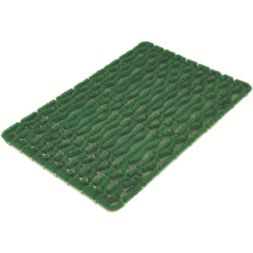 ミヅシマ ニューマットG型 600×900 緑【4020950】 販売単位:1枚(入り数:-)JAN[4964079007604](ミヅシマ マット) ミヅシマ工業(株)【05P03Dec16】