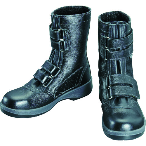 シモン 安全靴 長編上靴 7538黒 26.5cm【7538BK26.5】 販売単位:1足(入り数:-)JAN[4957520107862](シモン 安全靴) (株)シモン【05P03Dec16】