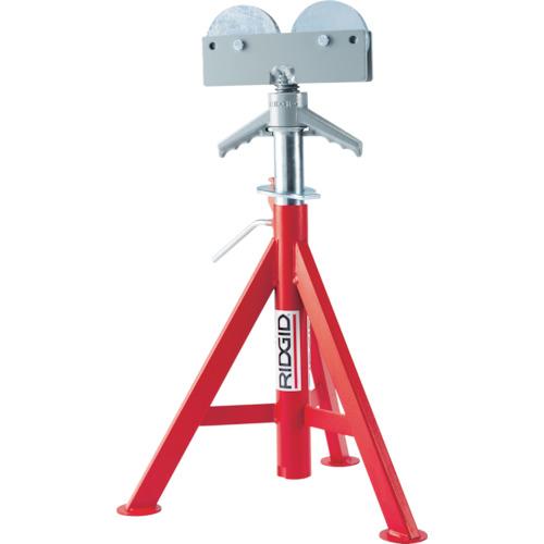 リジッド RJ-98 ロールヘッド パイプスタンド【56667】 販売単位:1台(入り数:-)JAN[95691566676](リジッド バイス) Ridge Tool Compan【05P03Dec16】