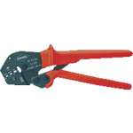クニペックス 9752-05 圧着ペンチ 250mm【975205】 販売単位:1丁(入り数:-)JAN[4003773025467](クニペックス 圧着工具) KNIPEX社【05P03Dec16】