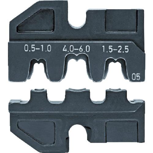 クニペックス 9749-05 圧着ダイス (9743-200用)【974905】 販売単位:1個(入り数:-)JAN[4003773030867](クニペックス 圧着工具) KNIPEX社【05P03Dec16】