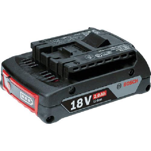 ボッシュ バッテリー スライド式 18V2.0Ahリチウムイオン【A1820LIB】 販売単位:1個(入り数:-)JAN[3165140750486](ボッシュ インパクトレンチ) ボッシュ(株)【05P03Dec16】