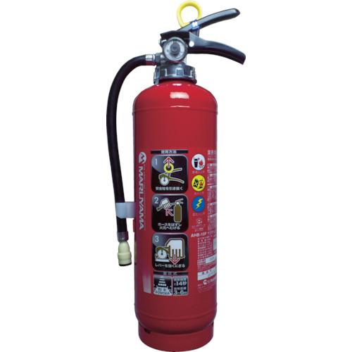 マルヤマ 蓄圧式ABC粉末3.0Kg【AHB10P】 販売単位:1本(入り数:-)JAN[4941735250680](マルヤマ 消火器) マルヤマエクセル(株)【05P03Dec16】