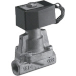 CKD パイロット式2ポート電磁弁(マルチレックスバルブ)【AP1110AC4AAC200V】 販売単位:1台(入り数:-)JAN[4547431024299](CKD 電磁弁) CKD(株)【05P03Dec16】
