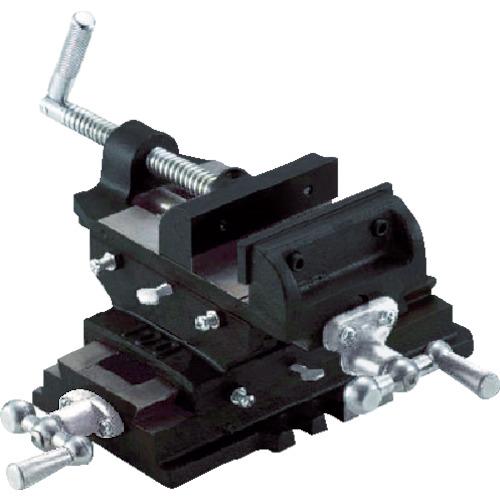 TRUSCO クロスバイス 125mm【CR125N】 販売単位:1台(入り数:-)JAN[4989999111040](TRUSCO バイス) トラスコ中山(株)【05P03Dec16】