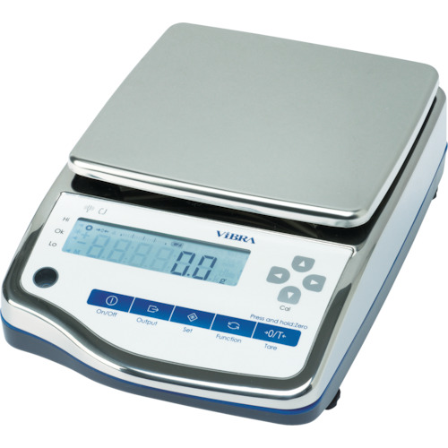 ViBRA 高精度電子天びん(防水・防塵型)2200【CJ2200】 販売単位:1台(入り数:-)JAN[-](ViBRA はかり) 新光電子(株)【05P03Dec16】