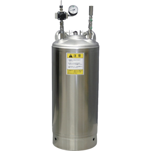 18 liters of Fuso spray article stainless steel 液用圧送 tank CT-N20 type sale  units: Nothing (enter a number: -)JAN[-] (Fuso painting machine)