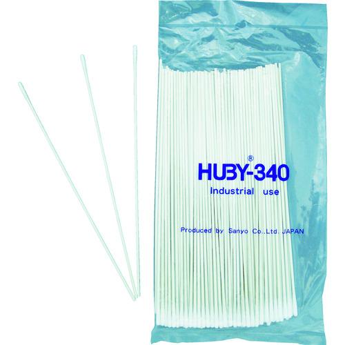 HUBY コットンアプリケーター 100本入【CA005SP】 販売単位:1箱(入り数:100本)JAN[4936613009757](HUBY 綿棒) (有)クリーンクロス【05P03Dec16】