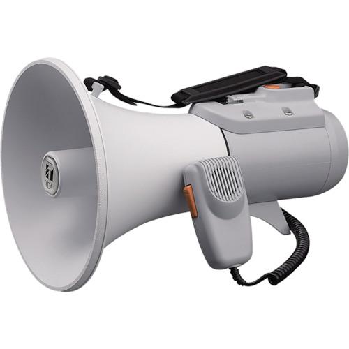 TOA 中型ショルダー型メガホン ホイッスル音付き【ER2115W】 販売単位:1台(入り数:-)JAN[4538095000866](TOA 拡声器) TOA(株)【05P03Dec16】