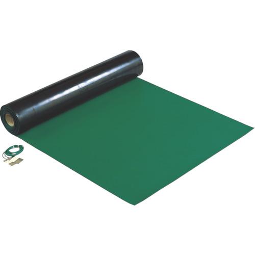 HOZAN 導電性カラーマット グリーン【F705】 販売単位:1枚(入り数:-)JAN[4962772097052](HOZAN 静電気対策マット・シート) ホーザン(株)【05P03Dec16】