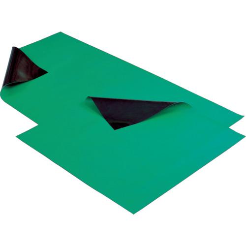 HOZAN 導電性カラーマット グリーン【F703】 販売単位:1枚(入り数:-)JAN[4962772097038](HOZAN 静電気対策マット・シート) ホーザン(株)【05P03Dec16】