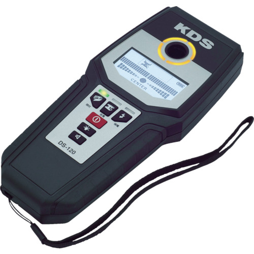 KDS デジタルセンサー120【DS120】 販売単位:1台(入り数:-)JAN[4954183160197](KDS 下地材探知器) ムラテックKDS(株)【05P03Dec16】