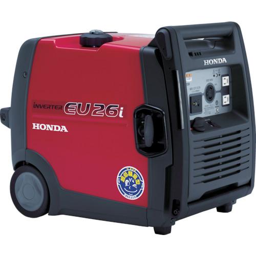 HONDA Honda防音型インバーター発電機2.6kVA(交流/直流)【EU26IN1JN】 販売単位:1台(入り数:-)JAN[4945943202530](HONDA ガソリン発電機) 本田技研工業(株)【05P03Dec16】
