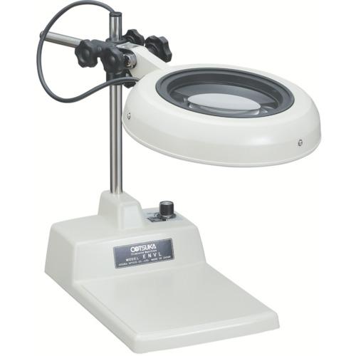 オ-ツカ LED照明拡大鏡 ENVLシリーズB型(4倍率)【ENVLB4X】 販売単位:1台(入り数:-)JAN[4571139919021](オーツカ 拡大鏡) (株)オーツカ光学【05P03Dec16】