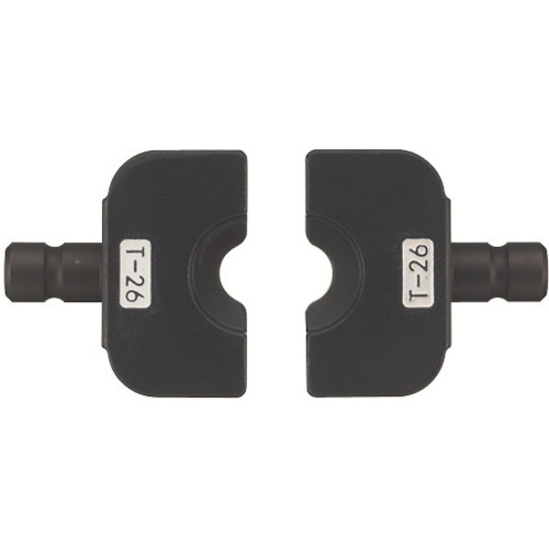 Panasonic Tダイス26(EZ9X302用Tダイス)【EZ9X311】 販売単位:1組(入り数:2枚)JAN[4549077131089](Panasonic 油圧式圧着工具) パナソニック(株)エコソリューショ【05P03Dec16】
