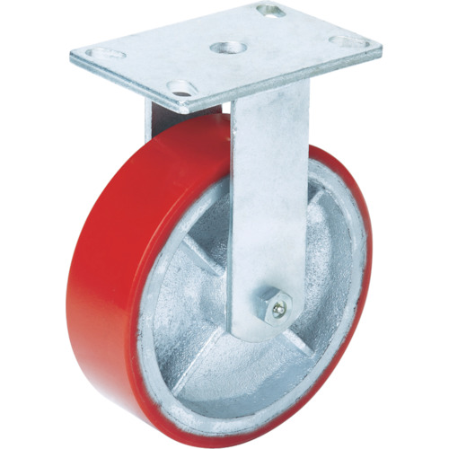 OH スーパーストロングキャスター 200mm【H34FU200】 販売単位:1個(入り数:-)JAN[4963360530951](OH 重荷重用キャスター) オーエッチ工業(株)【05P03Dec16】