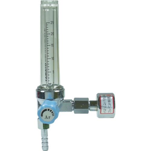 フロート式流量計 FU-25-CO2【FU25CO2】 販売単位:1台(入り数:-)JAN[4560125829123](ヤマト 流量計) ヤマト産業(株)【05P03Dec16】