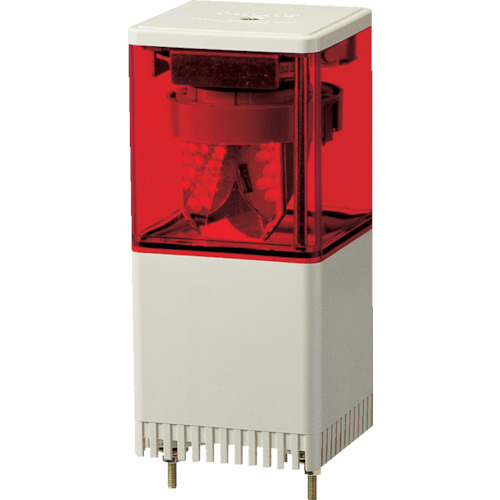 パトライト KES型 LED小型積層回転灯 82角【KES102R】 販売単位:1台(入り数:-)JAN[-](パトライト 表示灯) (株)パトライト【05P03Dec16】