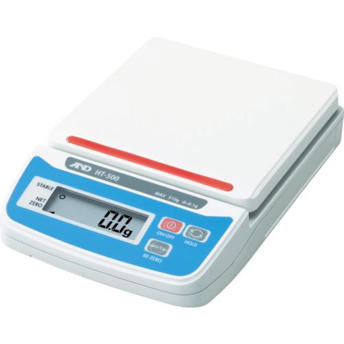A&D コンパクトスケール 0.1G/510G【HT500】 販売単位:1台(入り数:-)JAN[4981046603935](A&D はかり) (株)エー・アンド・デイ【05P03Dec16】