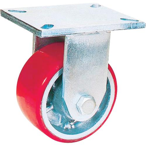 OH スーパーストロングキャスター 300mm【HX34FU300】 販売単位:1個(入り数:-)JAN[4963360532177](OH 重荷重用キャスター) オーエッチ工業(株)【05P03Dec16】